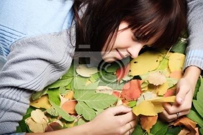 Tema: otoño, la educación, la belleza