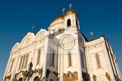 Templo Hrista salvador en Moscú