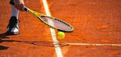 Cuadro Tenis