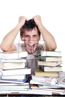 terror estudiante