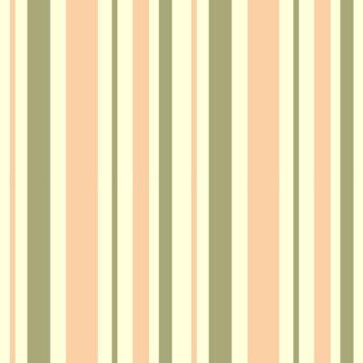 Cuadro Textura de fondo abstracto con pastel rayas cálidas patrón de vectores sin fisuras