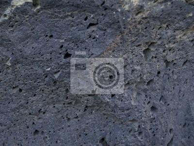textura de la piedra volcánica
