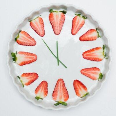 Cuadro Tiempo de fresas