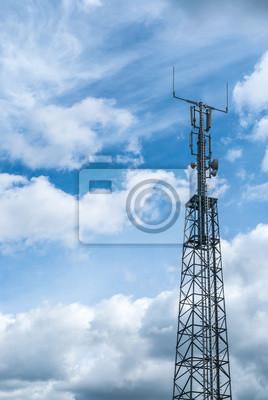 Cuadro Torre de la transmisión