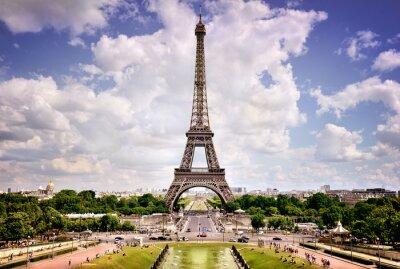 Cuadro Torre Eiffel, París