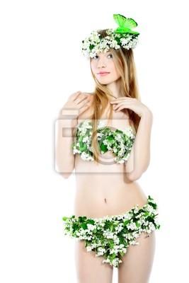 traje de primavera