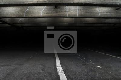 Cuadro Túnel Oscuro Antecedentes