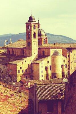 Cuadro Urbino vendimia