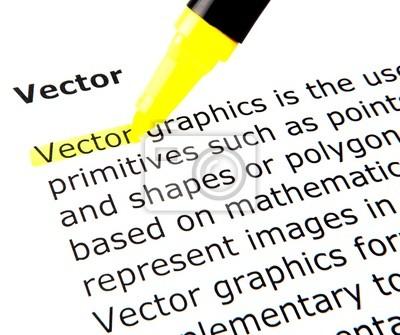 Cuadro Vector