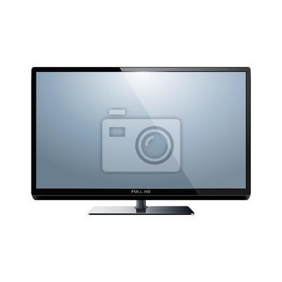 Cuadro Vector HD TV