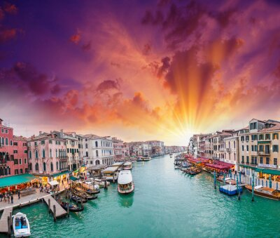 Cuadro Venecia.