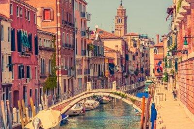 Cuadro Venice Italy Architecture