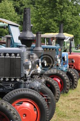 Viejos Tractores