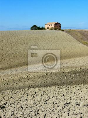 Villa finca de estilo toscano