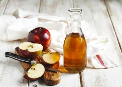 Cuadro vinagre de manzana