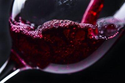 Cuadro vino tinto