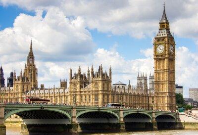 Cuadro Vista de Westminster