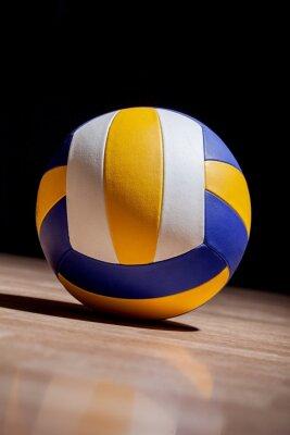 Cuadro Voleibol, Voleibol, Interior.