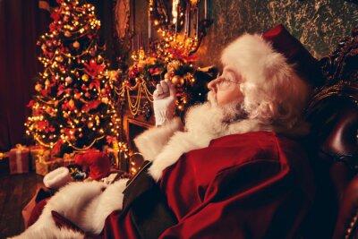 warm christmas atmosphere