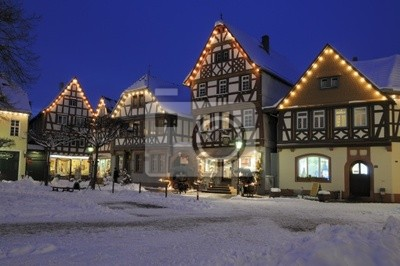 Weihnachten en Seligenstadt