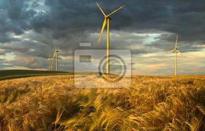 Wiatrowe Turbiny, Niemcy