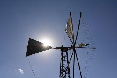 Windrad auf der Lassithi-Hochebene, Creta