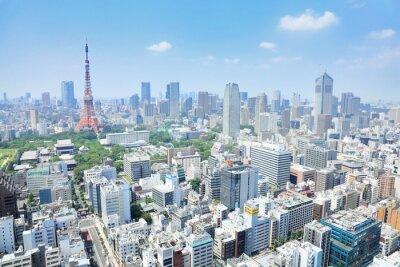 Cuadro 東京 の 眺め