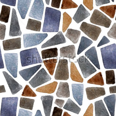 Fotomural Acuarela perfecta textura de piedra para tus diseños.