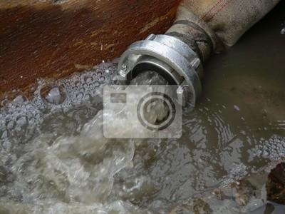 Fotomural agua