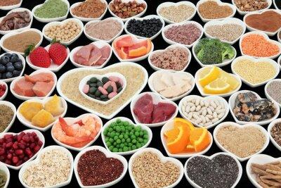 Fotomural Alimentos Saludables