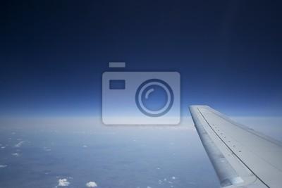 Fotomural alto cielo azul ala