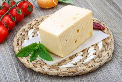 Fotomural Amarillo ladrillo queso