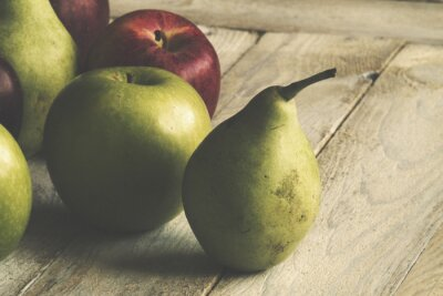 Fotomural Apple and Pear
