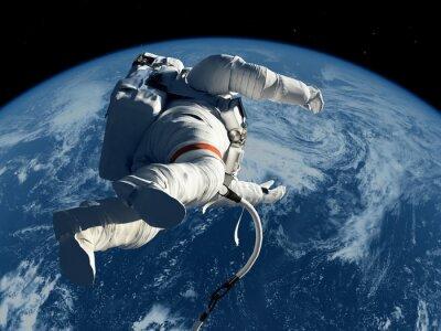 Fotomural Astronauta