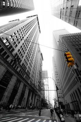 Fotomural avenida nueva Yorkaise