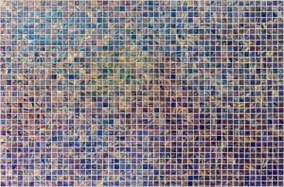 Fotomural Azulejos de colores