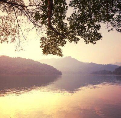 Fotomural BaBe Lake