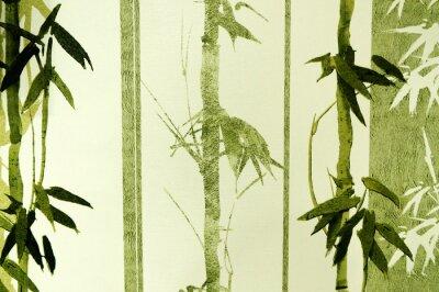Fotomural Bambú / Textura