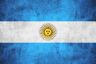 Fotomural Bandera de Argentina