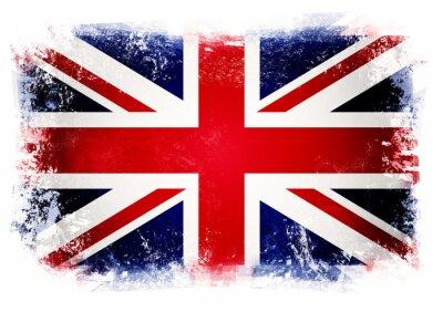 Fotomural Bandera del Reino Unido