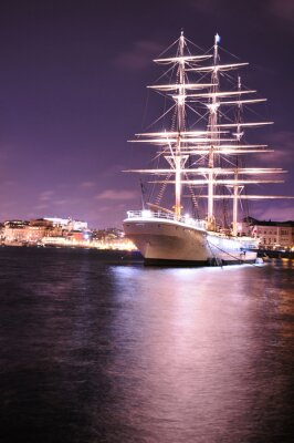Fotomural barco