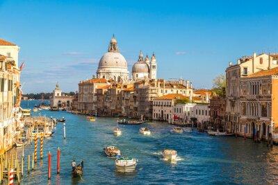 Fotomural Basílica de Santa María della Salute en Venecia