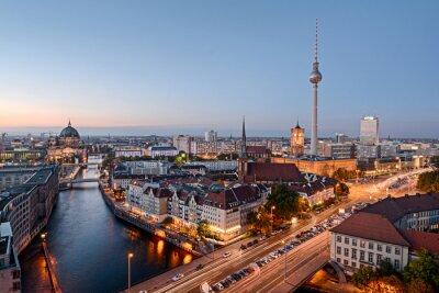 Fotomural Berlín
