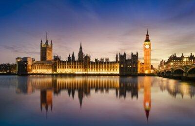 Fotomural Big Ben y las Cámaras del Parlamento
