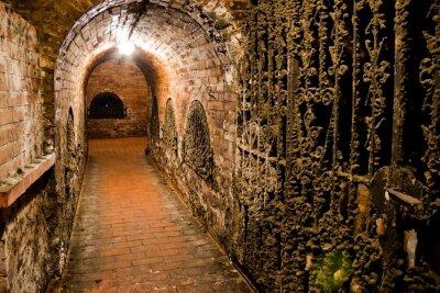 Fotomural Bodega de vino húngaro