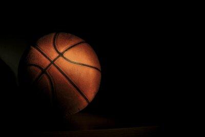Fotomural Bola del baloncesto