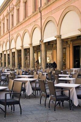 Fotomural Bolonia - restaurante