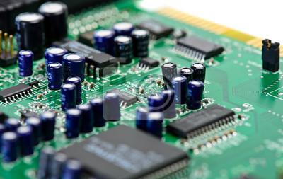 Fotomural Bourd Chip de ordenador