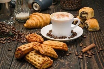 Fotomural Café y pastelería