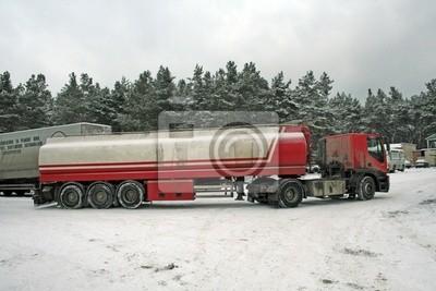 Fotomural camión 2